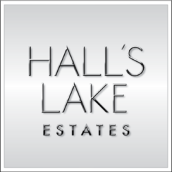 Halls Lake Estates Logo